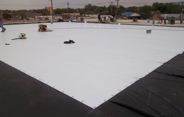 Commercial Roof – Casper