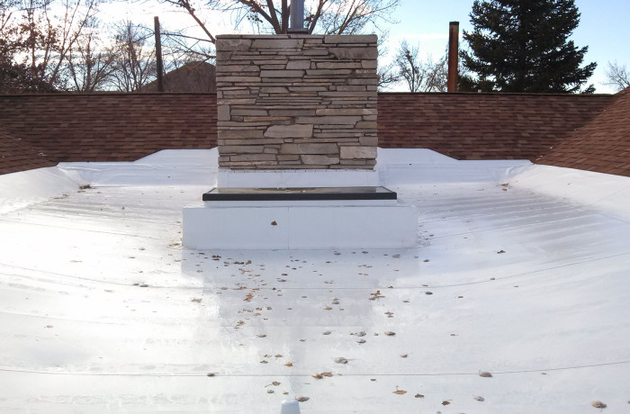 Flat Roof – Thermopolis
