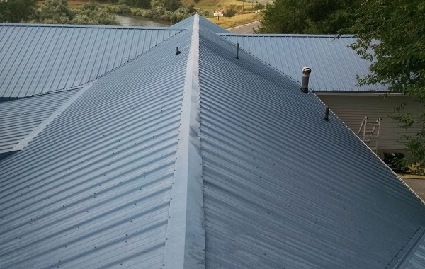 Metal Roof – Thermopolis