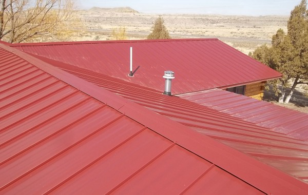 Standing Seam – Riverton